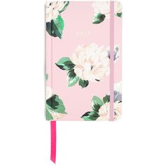 Nwt Ban.do Bando 2016-2017 Agenda Lady Of Leisure Classic Planner ❤ liked on Polyvore featuring home, home decor and stationery