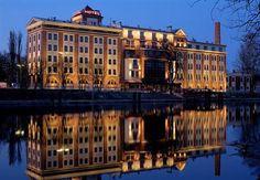 my 1st stint in Poland, I lived here: Hotel Sloneczny Mlyn in Bydgoszcz.
