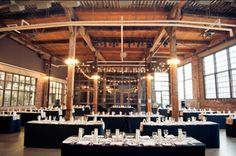 Steam Whistle Brewery (brewery > vineyard?) - Wedding Venue Ideas