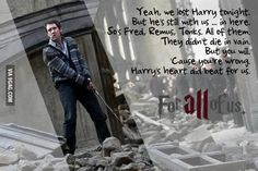 Harry Potter - Neville - Best Speech Ever !