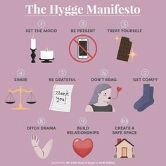 Hygge (pronounced hoo-gah) is a Danish word that describes a feeling of ultimate coziness. Check out the 10 elements of Hygge and see if you're ready for the cozy life! Casa Hygge, Citations Yoga, Danish Words, Hygge Life, Konmari, Little Books, Way Of Life, Simple Living, Minimal Living