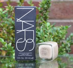 Nars Sheer Glow Foundation in Santa Fe Perfect for a dewy finish!