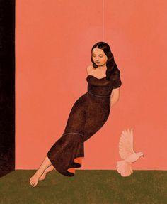 Pierre Mornet: Contemporary Illustrator