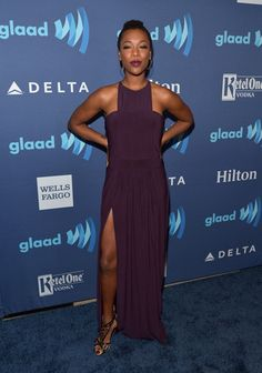 2015 GLAAD Awards - Samira Wiley