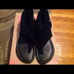 Nordstroms sandals Worn once Bp nordstroms Shoes Sandals