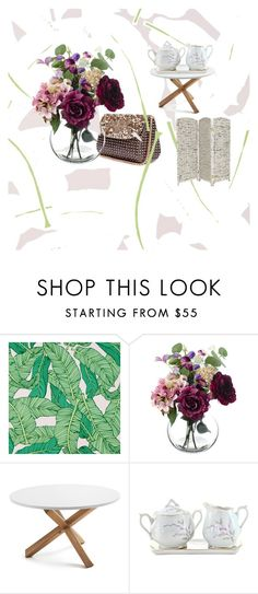 """""""A Floral Oasis 