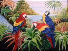 pintura em tela acrílica,painel não e necessário moldura, R$ 210,00