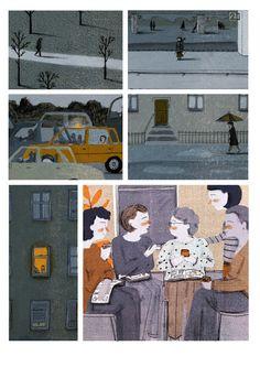 LIZZY STEWART - Illustration Addict