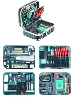 Four Design Approaches to the Modern-Day Toolbox: Part 1 - OPO Oeschger's Boxes - Arc Welding Machine, Hvac Tools, Knife Making Tools, Tool Room, Bicycle Tools, Car Gadgets, Shop Organization, Work Tools, Diy Garage