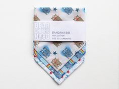 BANDANA BIB (3 PACK) BOYS, £18.00