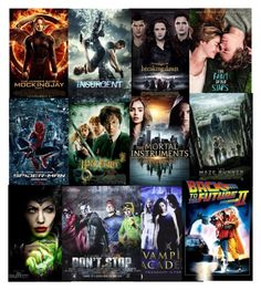 """""""movies"""" by ayappa ❤ liked on Polyvore featuring art"""