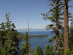 Lake Tahoe. I love this place!