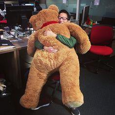 """I LOVE YOU, BEAR!!"" - claytonsu"