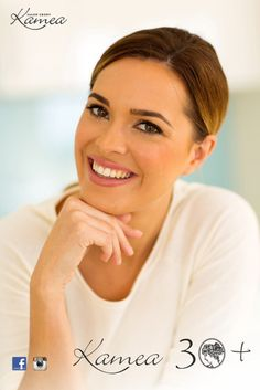 """Salon Urody Kamea promuje Program Pielęgnacyjny Kamea30+ dedykowany aktywnym elblążankom około """"trzydziestki"""" zwracając w tym tygodniu uwagę Pań na innowacyjny zabieg Geneo™. ..."""
