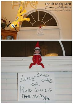 Every Elf on the Shelf mom needs a sense of humor. This and 10 other Items Every Elf on the Shelf Mom Needs on Frugal Coupon Living.