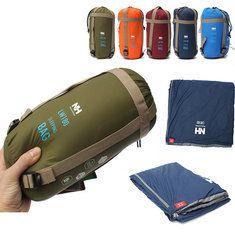 Naturehike Outdoor Camping Sleeping Bag Ultralight Envelope Bag For Travel Hiking 1.9x0.75m