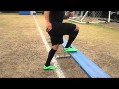 How To Develop Leg Power For Soccer Players (Video) | LIVESTRONG.COM