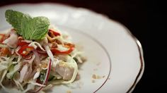 MKR4 Recipe - Poached Chicken Salad With Sweet And Sour Dressing