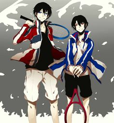 Older and Younger Echizen Ryoma /Prince of Tennis/ - Zerochan Me Me Me Anime, Anime Guys, Samurai, The Prince Of Tennis, Manga Boy, Manga Drawing, Doujinshi, Art Inspo, Anime Characters