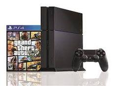 GTA V ON PS4