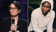 """Listen: Tina Fey Collaborates with Childish Gambino — """"30 Rock"""" star lays down a hard rhyme to close out Gambino's latest download """"Royalty."""""""
