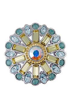 Swarovski Regency Crystal Ring