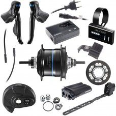 Shimano Alfine Di2 Upgrade-Kit - black - www.store-bike.com