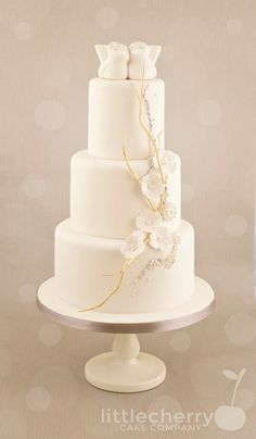 Divine Wedding Cakes For Your Big Day - Little Cherry Cake Company