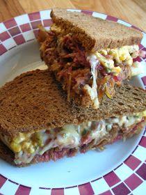 Basil: Reuben Sandwiches