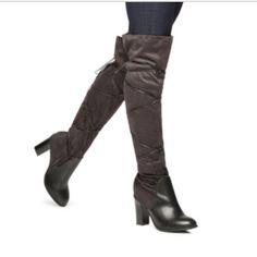 Shoedazzle Boots Brand New Shoe Dazzle Shoes Winter & Rain Boots