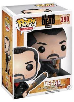 Comparez et achetez le produit geek Negan Vinyl Figure 390 de la catégorie Figurines au prix de 12,99 EUR sur Spoogeek France.