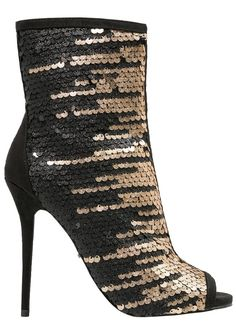 Bottines Glamour signées Carvela, automne-hiver 2016 Carvela, Glitter, Glamour, Heels, Boots, Fashion, Fall Ankle Boots, Fall 2016, Fall Winter