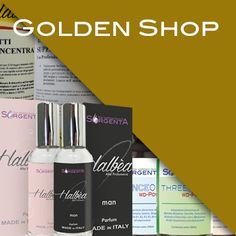 Profumi Equivalenti : SORGENTA GOLDEN SHOP, una promozione imbattibile