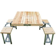 campingtafel hout - Google zoeken
