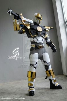 White Tiger Armor