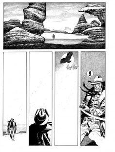 Tg3 Comics – On the Road » Enrique Breccia - W.B.