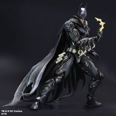 dc comics fan art | Square Enix Reveals Play Arts Kai DC Comics Variant Figures - The ...