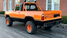 1978 Dodge Macho Power Wagon   K39   Kissimmee 2020 Dodge Pickup Trucks, Custom Chevy Trucks, Ram Trucks, Cool Trucks, Dodge Cummins, Tonka Trucks, Ram Power Wagon, Expedition Truck, Classic Trucks