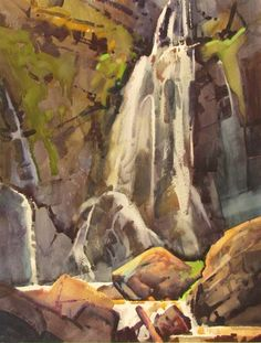 A Talk with Stephen Quiller - Watercolor Painting Q&A Exclusive from ArtistDaily