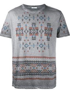 Valentino geometric print T-shirt