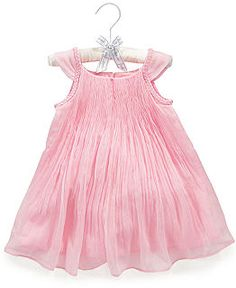 Mayari will look beautiful in pink!  Baby Girl Clothes at Macy's - Baby Girl Clothing and Clothes for Baby Girls - Macy's