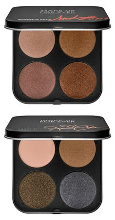 Make Up For Ever Be Bold. Be Unexpected. Be You Artist Shadow Palettes, new for summer 2015