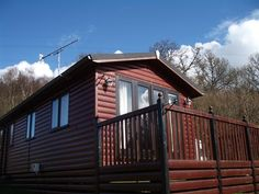 Argyll Haven - Get Away From It All - Photos of the Lodge