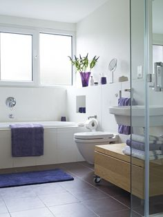 Plum Kitchen And Bath PlumKB On Pinterest - Plum towels for small bathroom ideas