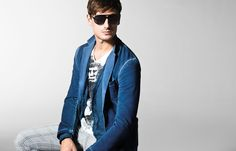 United Colors of Benetton 2013 Spring Summer Mens Lookbook