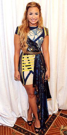DEMI LOVATO Love this dress
