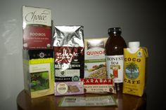 Fair Trade products, an awesome @Klout perk! #fairtrade #organic #food