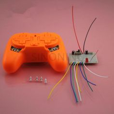 remote control with receiver board DIY toy boat tank car Remote Control Boat, Radio Control, Boat Radio, Diy School Supplies, Diy Bar, Make Up Your Mind, Accessories Store, Diy Toys, Cool Diy
