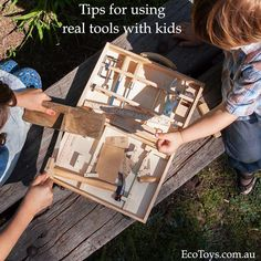 Giving children the opportunity to use real tools is important during childhood because it allows them to learn about and experience real tasks, just like adults. Children are naturally curious about the world around them and we all know how curious they are when mum or dad pulls out the drill to fix something. Use …