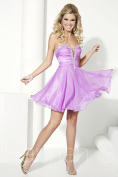 ee4fe7848aa Hannah S Cocktail Dress 27952 Cocktail Dress - Everything4pageants.com  Short Strapless Prom Dresses